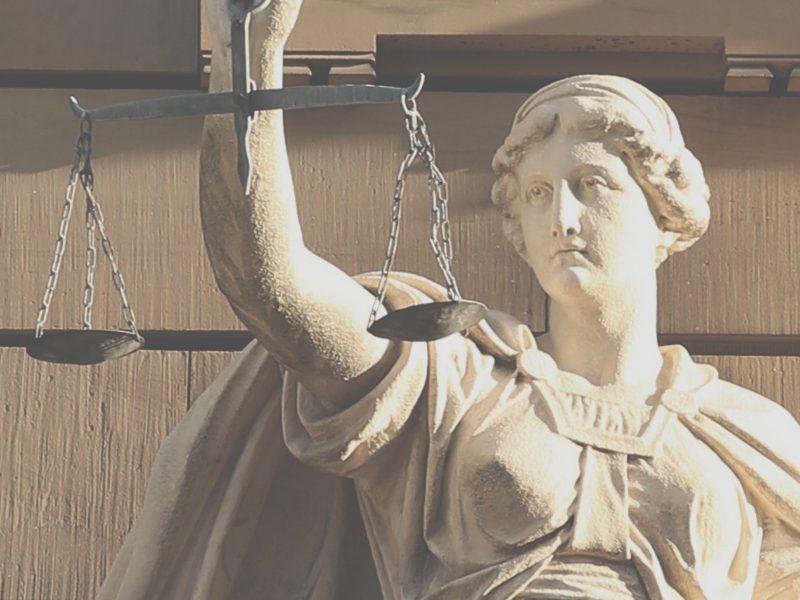 Psicología y ley estatua