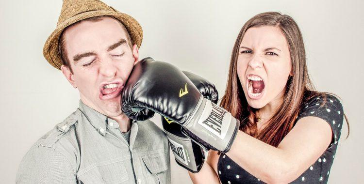 agresividad reactiva